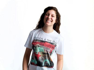 White Meridian T-Shirt main photo