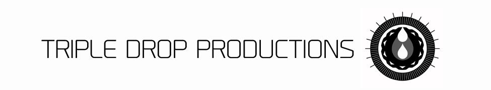The evolution blueprints   Triple Drop Productions