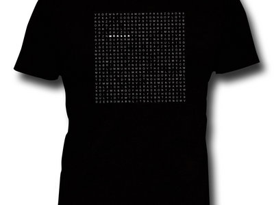 Cover V on black. main photo