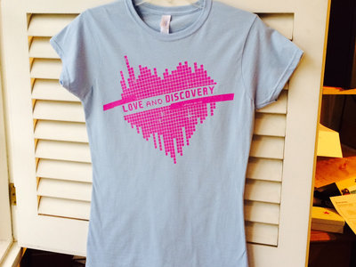 Love & Discovery Ladies T-Shirt main photo