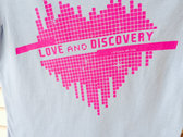 Love & Discovery Ladies T-Shirt photo