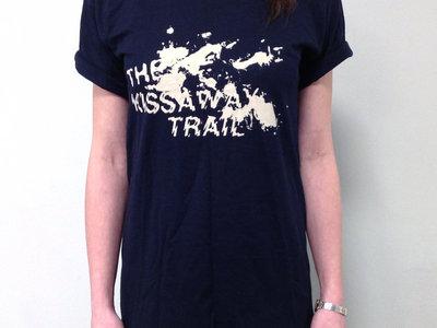 Splatter print T-shirt - Unisex ***FREE DELIVERY*** main photo