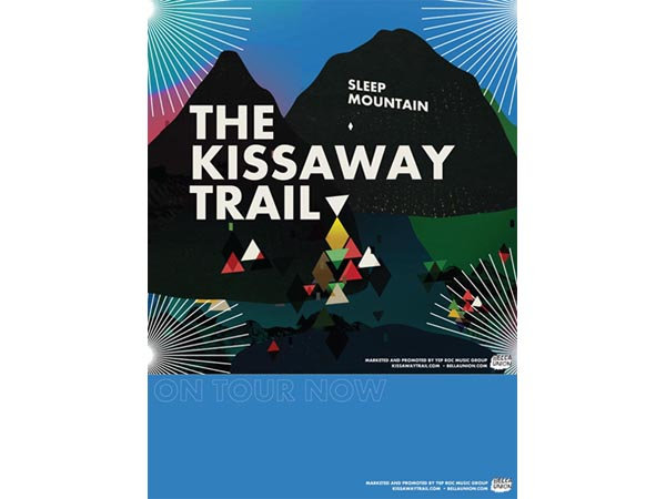 Sleep Mountain Poster FREE DELIVERY From KISSAWAY TRAIL