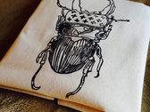 Torba z żuczkiem / Beetle bag photo
