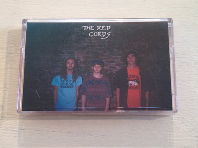 Red Red Raw/Dead Heat Cassette main photo
