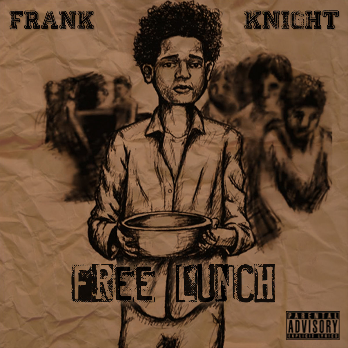 Free Lunch (Produced By The Gonz)   Frank Knight