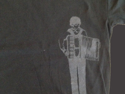 "Before Braille ""Accordion Boy"" shirt (Black) main photo"