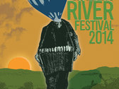 "Green River Festival 2014 - ""Balloonhead"" Poster photo"