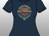 Rock Your Boat (Paris DJs Wearplay blue t-shirt + download) photo