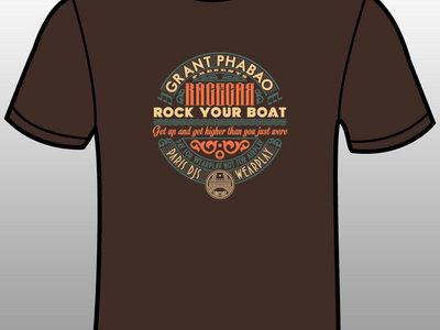 Rock Your Boat  (Paris DJs Wearplay chocolate t-shirt + download) main photo