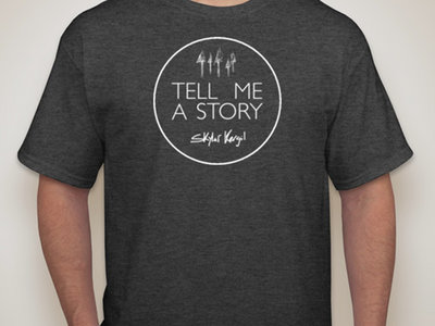 """Tell Me A Story"" circle shirt main photo"