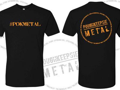 #POKMETAL T-shirt main photo