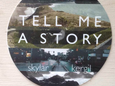 """Tell Me A Story"" sticker!! main photo"