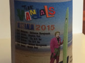 Limited Vandals Koozie (Australian Tour Poster - w/Free  New Vandals Australian Download) photo