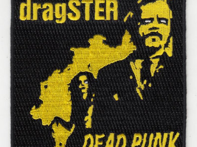 dragSTER Dead Punk Patch - CURRENTLY OUT OF STOCK main photo