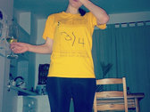 T-Shirt Arthur Comeau ¾ photo
