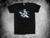 Fighting Birds T-shirt photo