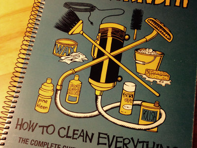 How To Clean Everything Guitar & Bass Tab Book main photo