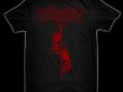 DEVOURING STAR - Spear of Dissolution t-shirt main photo