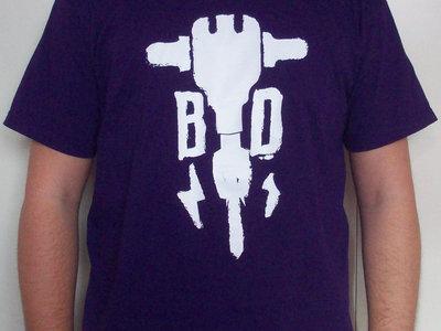 Jackhammer T-shirt purple main photo