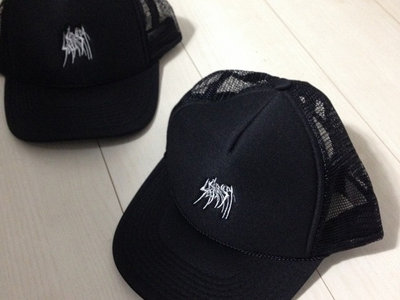 SETE STAR SEPT embroidery trucker hat main photo