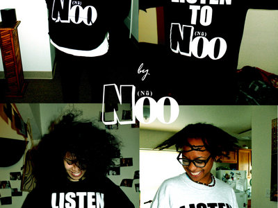 """Listen To Noo"" LIMITED HOODIES main photo"
