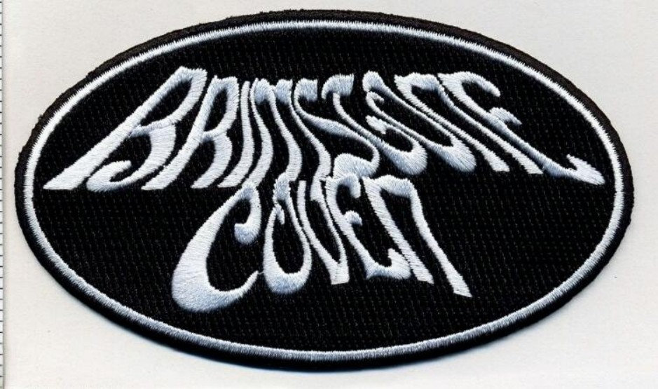 Logo Embroidered Patch : LIMITED QUANTITY! | Brimstone Coven