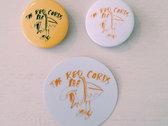 Badge/Sticker bundle photo