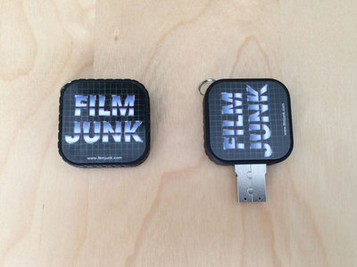 Film Junk 500 Episode USB Flash Drive main photo