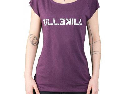 Womens Violet KILLEKILL Top main photo