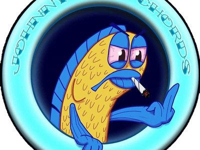Johnny the Fish sticker main photo