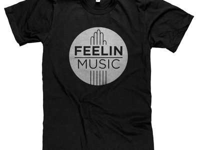 Feelin' music T-shirt main photo