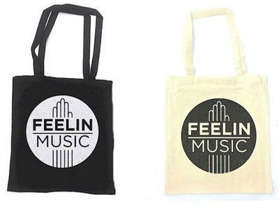 Feelin' music Tote Bag main photo