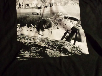 The Manhattan Love Suicides -TShirt main photo