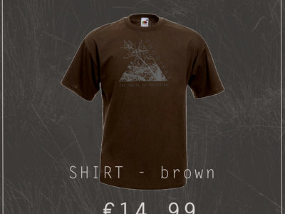 Shirt brown - The Pulse Of Mourning main photo