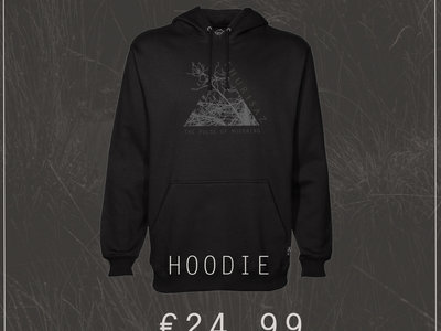 (SOLD OUT) HOODIE 'The Pulse Of Mourning' main photo