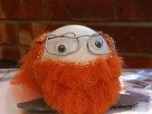 Ginger Bald Bearded Tom Gonk photo
