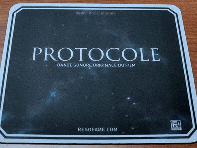 Protocole Replica Commemorative Mouse Pad + Digital Album main photo