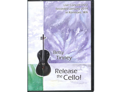 DVD: Release concert for Release the Cello! main photo