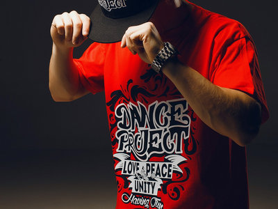 T-Shirt - Peace Love & Unity main photo