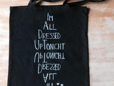 "Tote bag ""I'm All Dressed Up Tonight"" main photo"