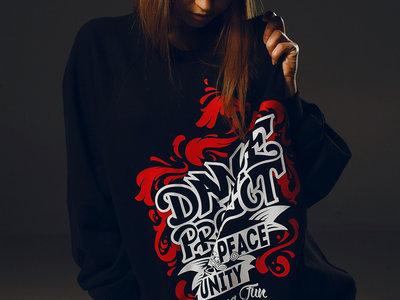 Sweatshirt - Peace Love & Unity main photo