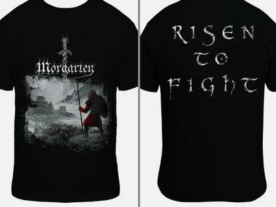 Morgarten - T-shirt - Risen to Fight main photo