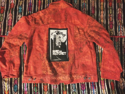 WAR OF THE ROSES PATCH JACKET main photo
