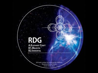 "CV001 - RDG - Elephant Craft EP (12"" Vinyl) main photo"
