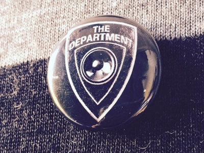 The Department Button Badge main photo