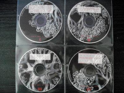 "AMOK076 - Chains Made Of Chalk - ""Chains Made Of Chalk"" 3inch CD (4 disc set) main photo"