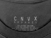"CNVX Collector Series ""Autonomic:01"" T-Shirt - Black photo"