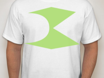 CoolKids White/Green Short Sleeve T-Shirt main photo