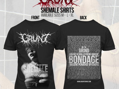 Shemale T-Shirt main photo